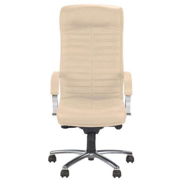 Кресло руководителя Орион steel chrom