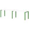 Линейный кластер S-132 зеленый лайм