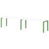 Линейный кластер S-134 зеленый лайм