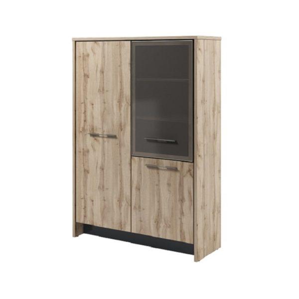 Двухдверный гардероб + стеллаж Т-32-03 л/пр