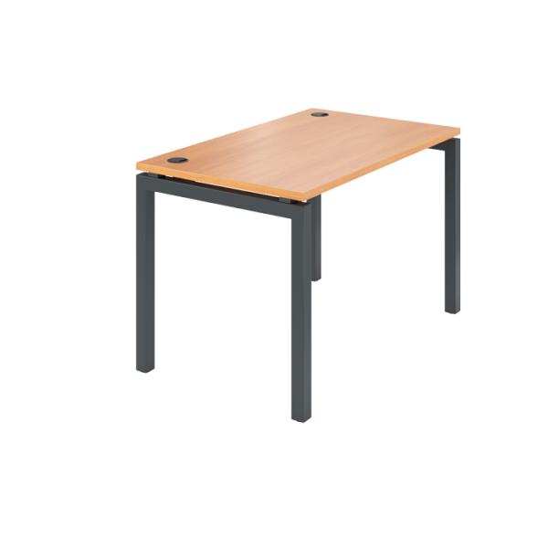Стол на металлокаркасе АМ-002 груша арозо