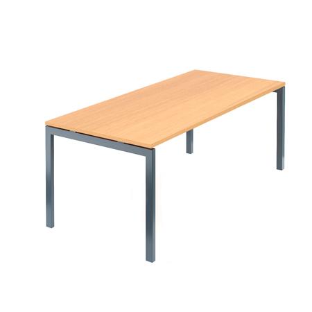 Стол на металлокаркасе АМ-003