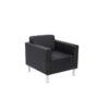 Кресло Евро черное