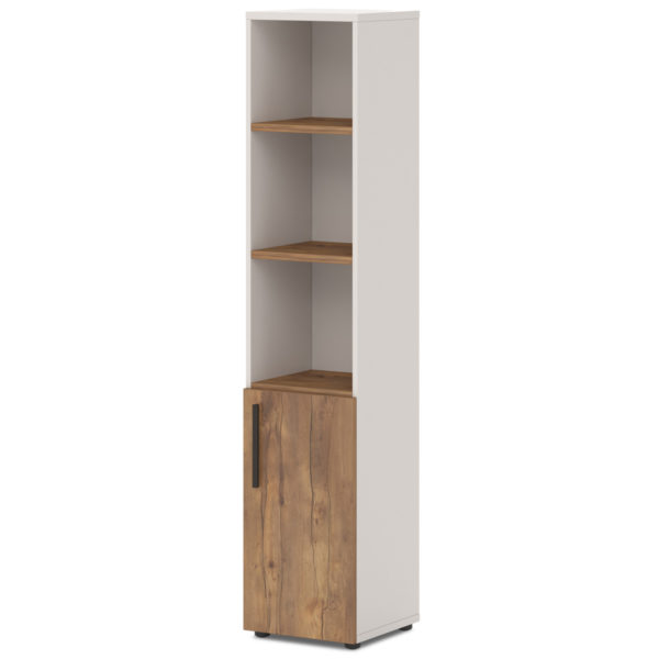 Шкаф T-542 л/пр для документов таксония медовая