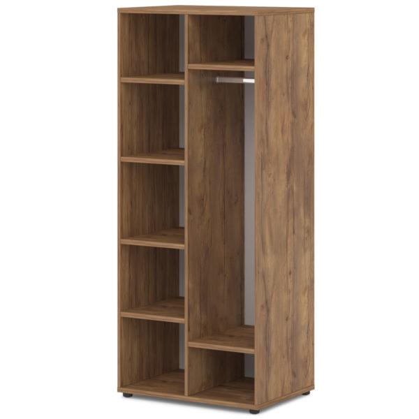 Каркас шкафа для одежды T-77 таксония медовая