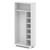 Каркас шкафа для одежды L-72 Белый Альба Маргарита