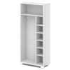 Каркас шкафа для одежды L-72к Белый Альба Маргарита