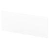 Царга к столам на металлокаркасе S-086-522 белый