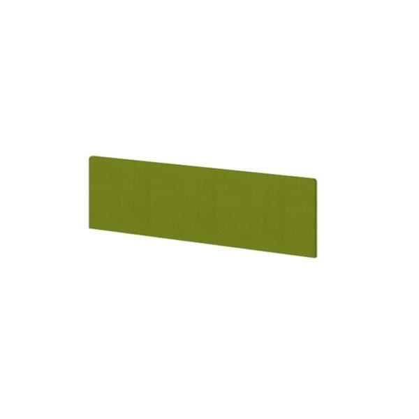 Экран фронтальный к столам S-57-08 зеленый