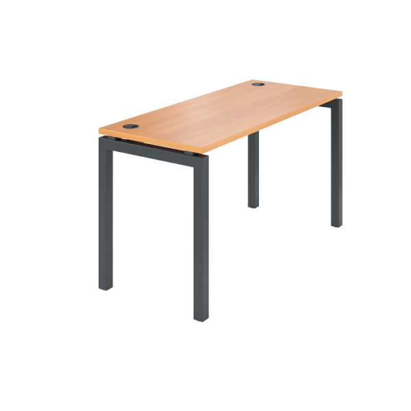 Стол на металлокаркасе АМ-003.60 груша арозо