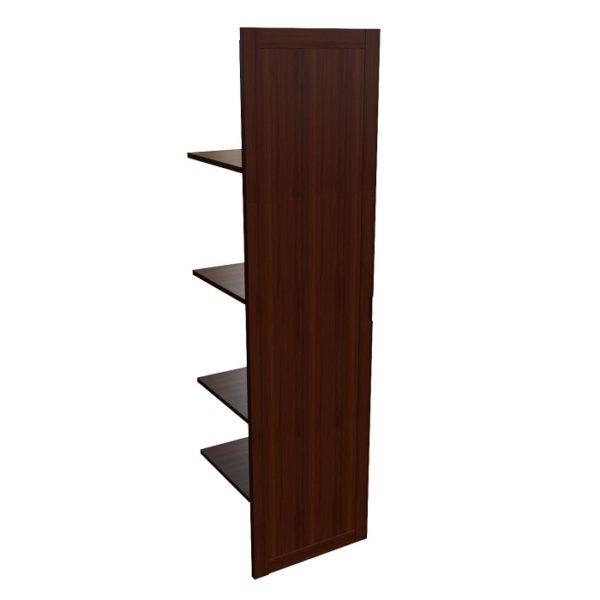 Наполнение одностворчатого шкафа с дверцей и вешалкой Princeton 22554