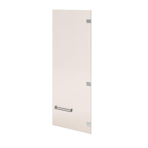 Дверь средняя стеклянная D-021